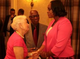 BMA hosted breakfast in honor of First Lady of Jamaica Juliet Holness MP
