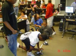BMA sponsored middle schoolers for summer robotics program at Kennesaw State University